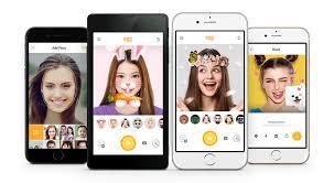 transformation selfie app egg
