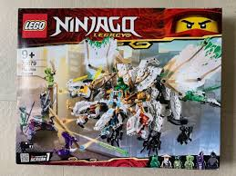 LEGO Ninjago Legacy The Ultra Dragon 70679 (new in box), Toys & Games, Toys  on Carousell