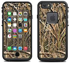 Amazon Com Skin For Lifeproof Iphone 6 Case Skins Decals Only Swamp Grass Camo Field Camo