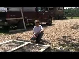 How To Build A Portable Fence So Easy A Kid Can Do It And Show Me Every Step P Portable Fence Travel Trailer Building