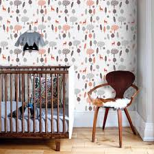 Create A Super Stylish Kid S Room 21 Modern Removable Wallpaper Ideas