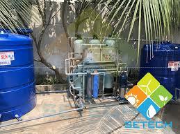 Giải pháp chống mặn hiệu quả cao với máy lọc nước công nghiệp
