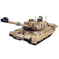 Đồ chơi Lắp ghép Mô hình Military Army Challenger Ii Main Battle Tank Xếp  hình Xe Tăng Chiến Đấu Quân Sự Ii 06033, giá chỉ 405,000đ! Mua ngay kẻo  hết!