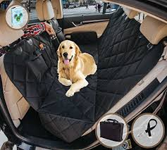 dog car seat cover for