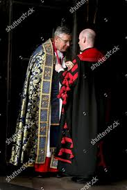 Very Reverend Dr Wesley Carr Dean Westminster Editorial Stock Photo - Stock  Image | Shutterstock
