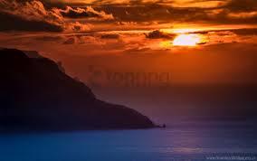 ocean sunset wallpaper background best