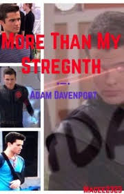 Discontinued**More Than My Strength•-•Adam Davenport | Lab rats ...