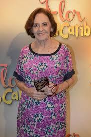 Laura Cardoso fala sobre a importância da misteriosa Veridiana na sua  carreira | Flor do Caribe