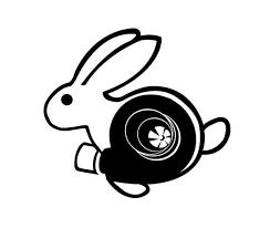 Turbo Rabbit Vinyl Decal Sticker Vw Gti Decal Laptop Decal Etsy