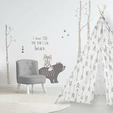 Levtex Baby Bailey Vinyl Wall Decal In Brown Bed Bath Beyond