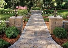 stone garden path ideas garden ideas