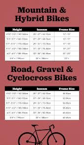 best bike frame size