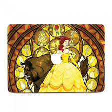 Beauty And The Beast Stained Glass Window Cling Stained Glass Ideas