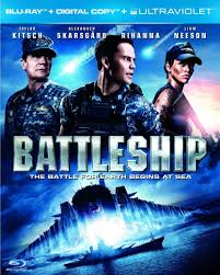 Battleship (2012) Movie Review (Universal Two-Disc Combo Pack: Blu ...