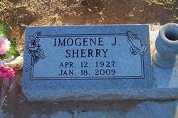 Imogene Josephine West Sherry (1927-2009) - Find A Grave Memorial