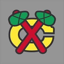 Chicago Blackhawks 2 Nhl Team Logo Vinyl Decal Sticker Car Window Wall Cornhole