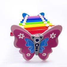 Đàn 8 phím hình con bướm - Đồ chơi cho bé - P570682