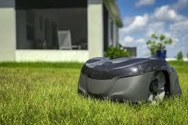 husqvarna automower 115h robotic lawn