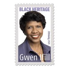 Gwen Ifill Stamp | USPS.com