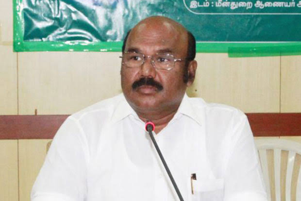 Image result for minister thangamani and jayakumar""