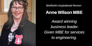 Anne-Wilson-MBE | Sheffield Newsroom | Sheffield City Council