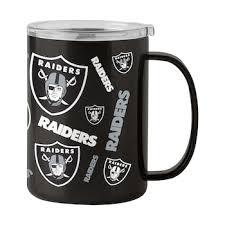 Boelter Oakland Raiders Sticker Ultra Mug Tumbler