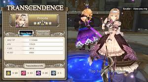King's Raid - Transcend 4 Priscilla - YouTube