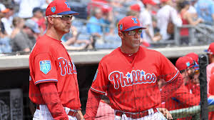 Phillies Coach Dusty Wathan to Interview for Rangers Manager – NBC10  Philadelphia