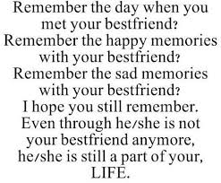 best friends quotes remember the day you met your best friend