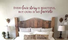 Hello There Handsome Good Morning Gorgeous Quote Lettering Sticker Vinyl Wall Decal