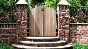 40 Stone Fence Ideas Youtube