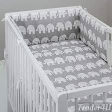 millalu 5 pcs baby nursery bedding set