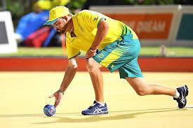 Aaron Wilson - Aaron Wilson Photos - Lawn Bowls - Commonwealth Games Day 3  - Zimbio