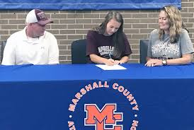 Addie Young committs to Campbellsville University   The Lake News