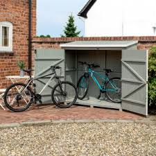 Bike Sheds And Bicycle Storage