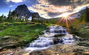 free natural waterfall images at