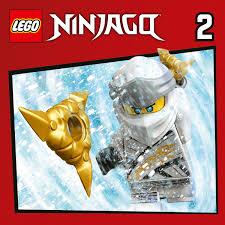 Season 11: Episodes 5-8 Audiobook by LEGO Ninjago - 4013575904679 ...