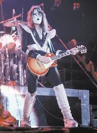 Ace Frehley, founding KISS guitarist, drawing fans here from 15 states and  2 foreign countries