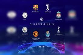 UEFA Champions League 2019 Quarter-Final Draw: All You Need to Know