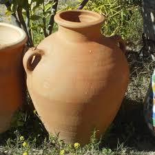 decorative garden pot terracotta