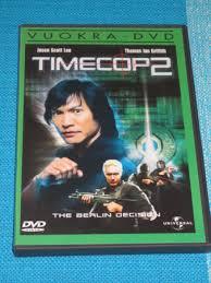 Dvd - Time Cop 2 - Steve Boyum -elokuva 2003 - Huuto.net