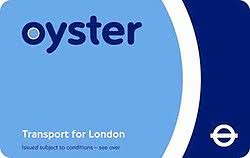 oyster card wikipedia