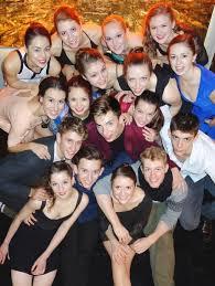 Arts Umbrella's Splash gala featured student dancers (back row ...