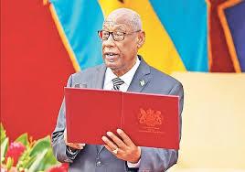 Cornelius Alvin Smith sworn in as Governor General | The Tribune