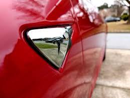 Model 3 Side Lights Logo Decal Ev Wraps