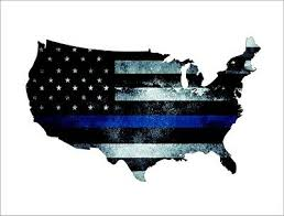 Usa Map Thin Blue Line Decals Us Tattered American Flag Police Car Stickers Hot Car Truck Graphics Decals Auto Parts And Vehicles Tamerindsa Com Ar