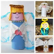 angel crafts kids can make at
