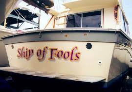 Hand Painted Or Vinyl Boat Lettering 516 546 0350