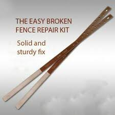 Post Buddy Wood Fence Post Repair Stakes Pack Of 2 For Sale Online Ebay
