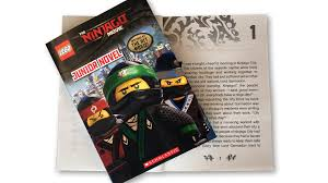 First Look at the LEGO Ninjago Movie Novel! - LEGO Ninjago ...